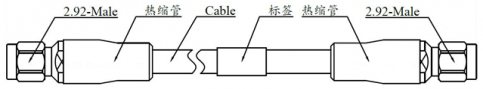 Stable Amplitude Stable Phase Low Loss Cable Assembly